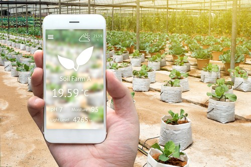 IoT Enabled Greenhouse – A Reality