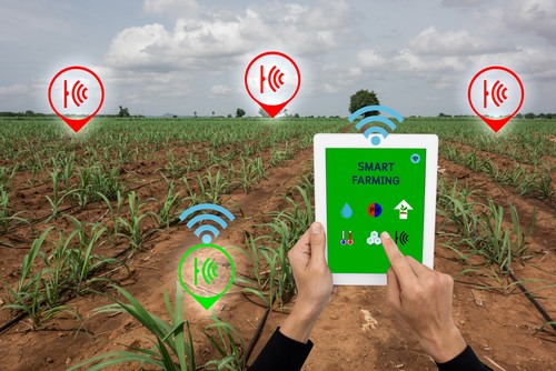 Smart Farming Powered by IoT